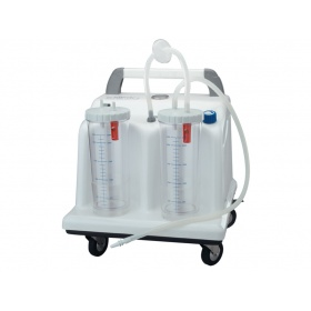 Gima Tobi Hospital suction aspirator 2 x 2lit + Footswitch