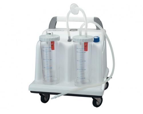 Αναρρόφηση Επαγγελματική  Tobi Clinic 2 x 2 lit + Ποδοδιακόπτης