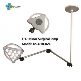Φωτισμός μικροεπεμβάσεων  LED  Delta Q10 οροφής