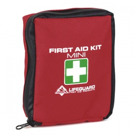 Small First Aid Pouch, empty LIFEGUARD
