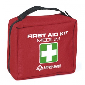 Medium  First Aid Pouch, empty LIFEGUARD