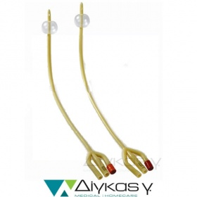 3-way Foley Latex catheters