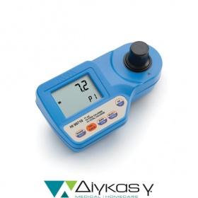 Φωτόμετρο Χλωρίου/pH HI 96710 Hanna Instruments