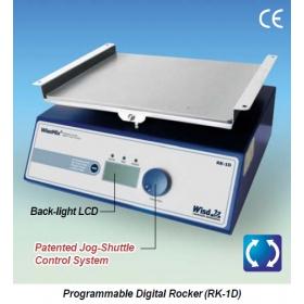 Αναδευτήρας τύπου Rocker για διαλύματα RK-1D