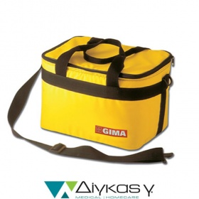 Thermal Bag Colour Yellow Nylon