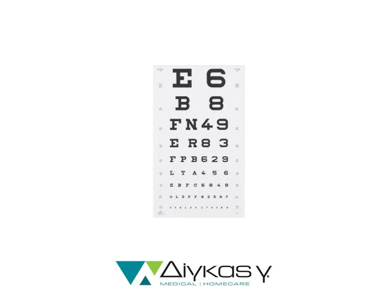 the letter a eye chart letters numbers 25155 | 2014032612194246496809736 800x600