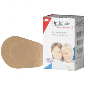 Opticlude eye Patch 8.0 cm x 5.7 cm