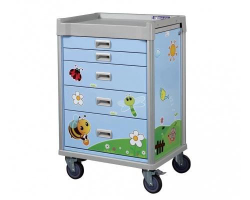 Τρόλευ νοσηλείας Παιδιατρικό MX CHILD