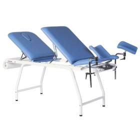 Gynecological examination table / 3-section / fixed BOOM C4581M67