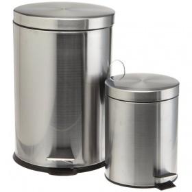 Stainless Steel Garbage Bin ECONOMY