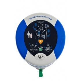Πακέτο Deluxe με Ημι-αυτόματο απινιδωτή Samaritan 350P HeartSine