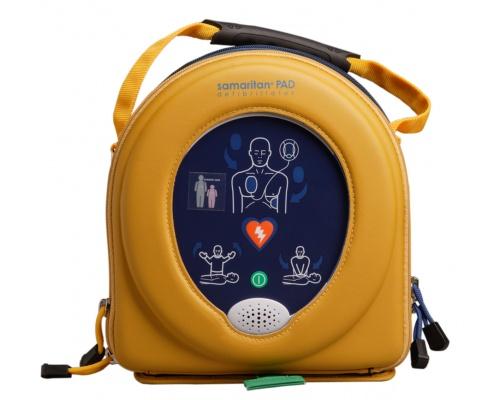 Ημι-αυτόματος απινιδωτής Samaritan 350P HeartSine
