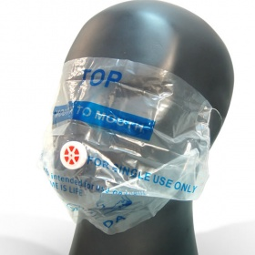 Μάσκα CPR σε Μπρελόκ