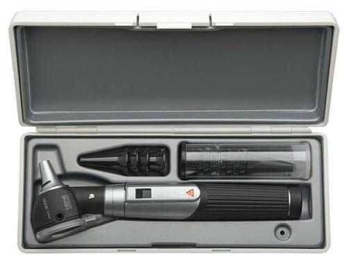 HEINE mini 3000® (F.O.), Πλήρες Σετ Ωτοσκοπίου