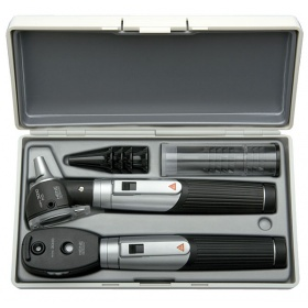 HEINE mini3000 Ophthalmoscope/F.O Otoscope Diagnostic Set