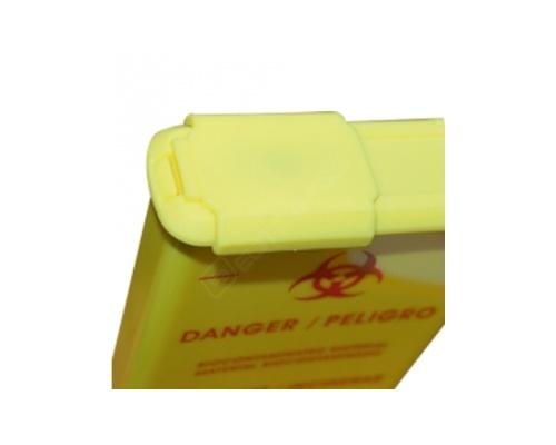 Κυτίο Απόρριψης Βελονών τσέπης CONBIO'S EB09.001