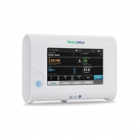 Welch Allyn Connex Spot Monitor with BP and Pulse Oximetry