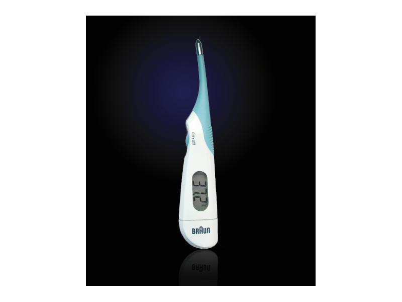 Braun PRT1000 High Speed 3-in-1 Thermometer 86cfd8dc89805