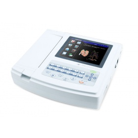 12 channel with monitor 1200G contec ecg