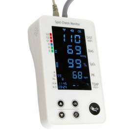 Spot Check Vital Signs Monitor with Pulse Oximetry & Thermometer PC-300