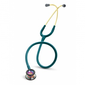 Littmann Classic II Paediatric Stethoscope Rainbow Finish Caribbean Blue 2153