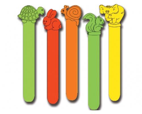 Γλωσσοπίεστρα παιδιατρικά πλαστικά
