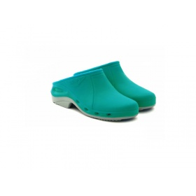 Autoclavable Clog 'TROKLO' Green