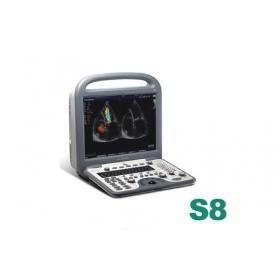 Έγχρωμος φορητός υπέρηχος SonoScape S8