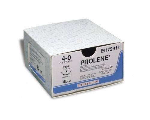 Ράμμα Ethicon Prolene μη απορροφήσιμο 4/0 26mm 45cm W8879T