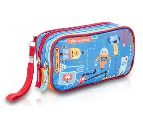 Ισοθερμική τσάντα για κιτ διαβητικών EB14.010 Robots ELITE BAGS