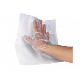 soft-hand  COPOLYMER gloves per pair sterile