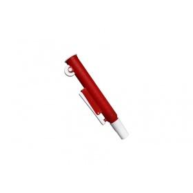 Dispencer πιπεττών Pipump Herenz 0-25ml Κοκκινο