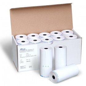 Thermal paper for MIR spirometers 110 x 25 mm