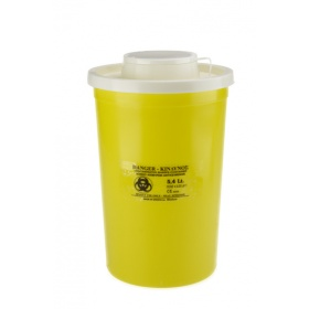 Sharps containers 5.4 lt.