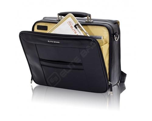 Τσάντα Ιατρική δερμάτινη DOCTOR'S ΕΒ12.007