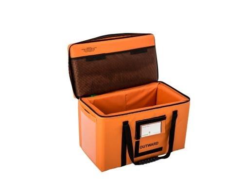 Τσάντα μεταφοράς εμβολίων
