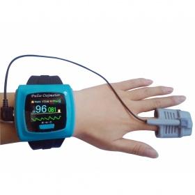 Οξύμετρο Καρπού Monitor CMS50F Contec