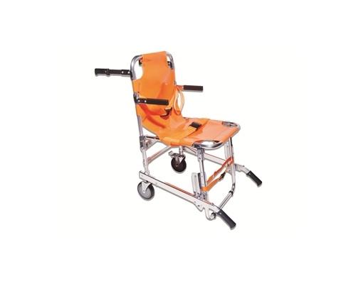 Καρέκλα ασθενοφόρου πρώτων βοηθειών 2 ρόδες