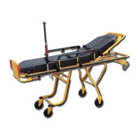 Full Automatic multiposition loading stretcher