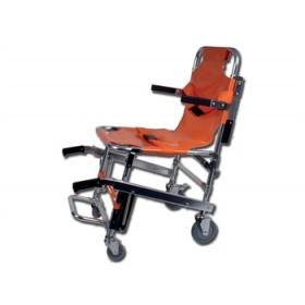 Καρέκλα ασθενοφόρου πρώτων βοηθειών 4 ρόδες