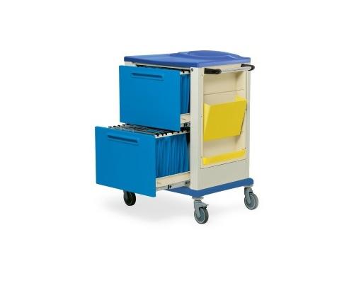 Τρόλεϊ μεταφοράς φακέλων ασθενή   K816175
