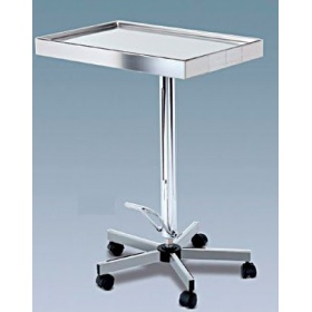 DELUXE  Mayo instrument table M600485