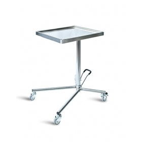 Mayo instrument table D48