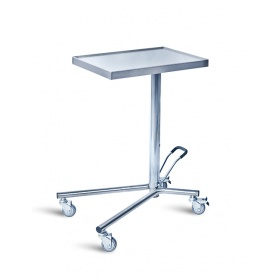 Mayo instrument table D49