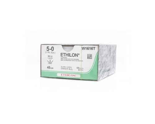 Ράμμα Ethicon Ethilon μη απορροφήσιμα 2/0 26mm 45cm W1626T