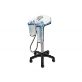 Gima Super Vega suction aspirator on trolley