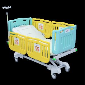 Παιδιατρική νοσοκομειακή κλίνη για μονάδα εντατικής θεραπείας JUKE