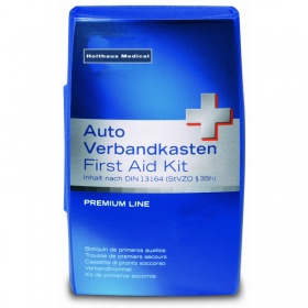 Holthaus Premium Medical Car kits Medical, DIN 13164  blue
