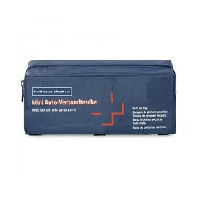 Combi first aid pouch for cars DIN 13164