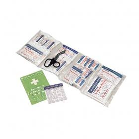 Υλικό Α' βοηθειών για φαρμακεία 64 τεμαχίων DIN 13157